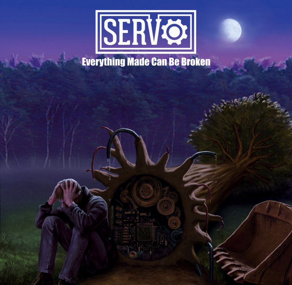 Everything Made Can Be Broken Servo Album Cover