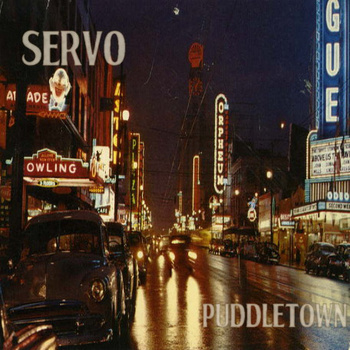 Puddletown Servo Album Cover